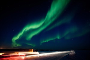 Burst of energy from the sun to create spectacular northern