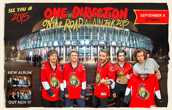 On The Road Again Tour Tickets Belgium