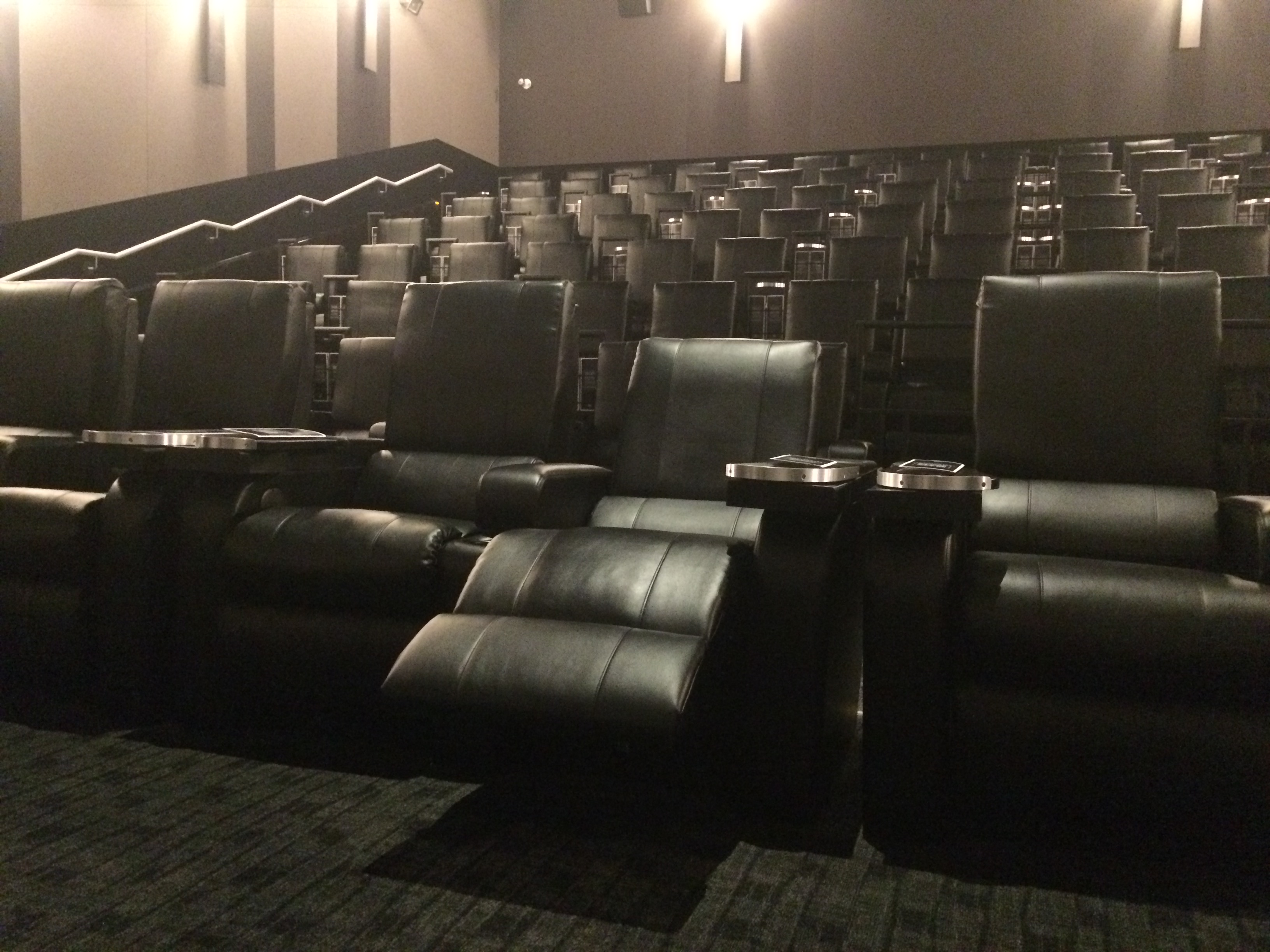 New Lansdowne Movie Theatre Offering In Seat Food And Wine Service Opens Fr