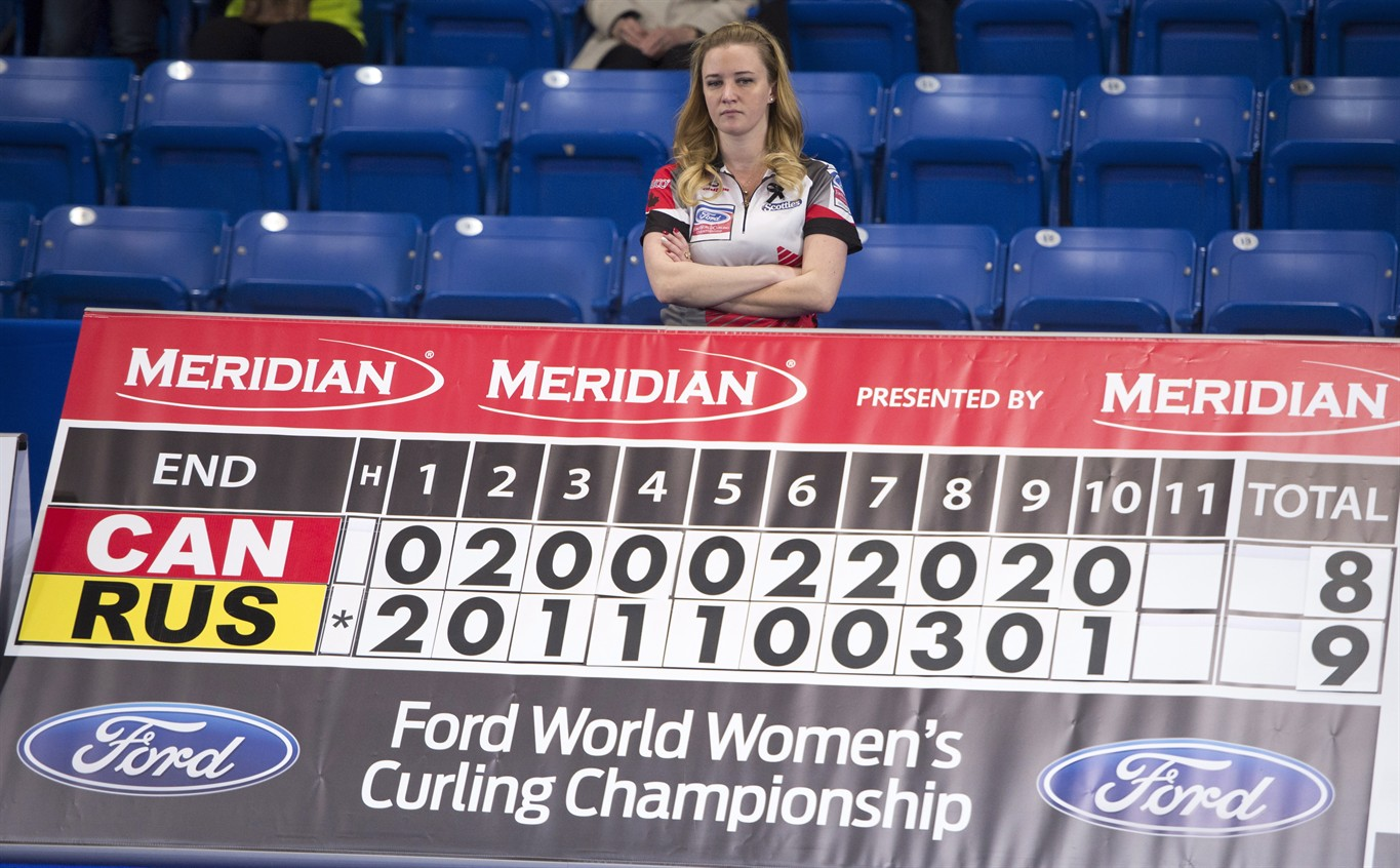 Russian Sidorova edges Canadian Carey 9-8 to capture curling