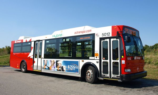 Image result for oc transpo bus
