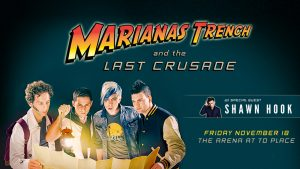 Marianas Trench @ The Arena at TD Place | Ottawa | Ontario | Canada