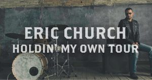 Eric Church @ Canadian Tire Centre | Ottawa | Ontario | Canada