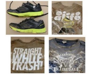 Hawkesbury OPP released these photos of clothing worn by a man whose remains were discovered on Tuesday, April 18 near Wendover