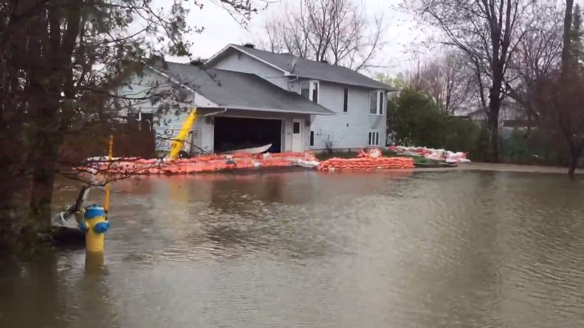 Flooding expected to worsen over the weekend - 1310 NEWS