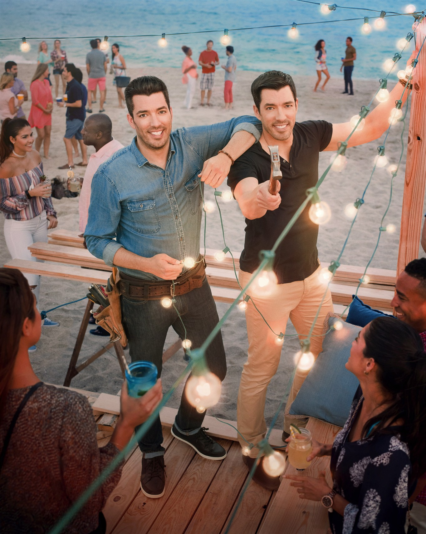Property Brothers Count Taylor Swift Cher As Fans As Global