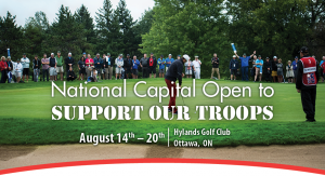 Support Our Troops @ Hylands Golf Course | Ottawa | Ontario | Canada
