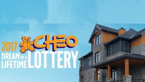 2017 CHEO Dream of a Lifetime Lottery