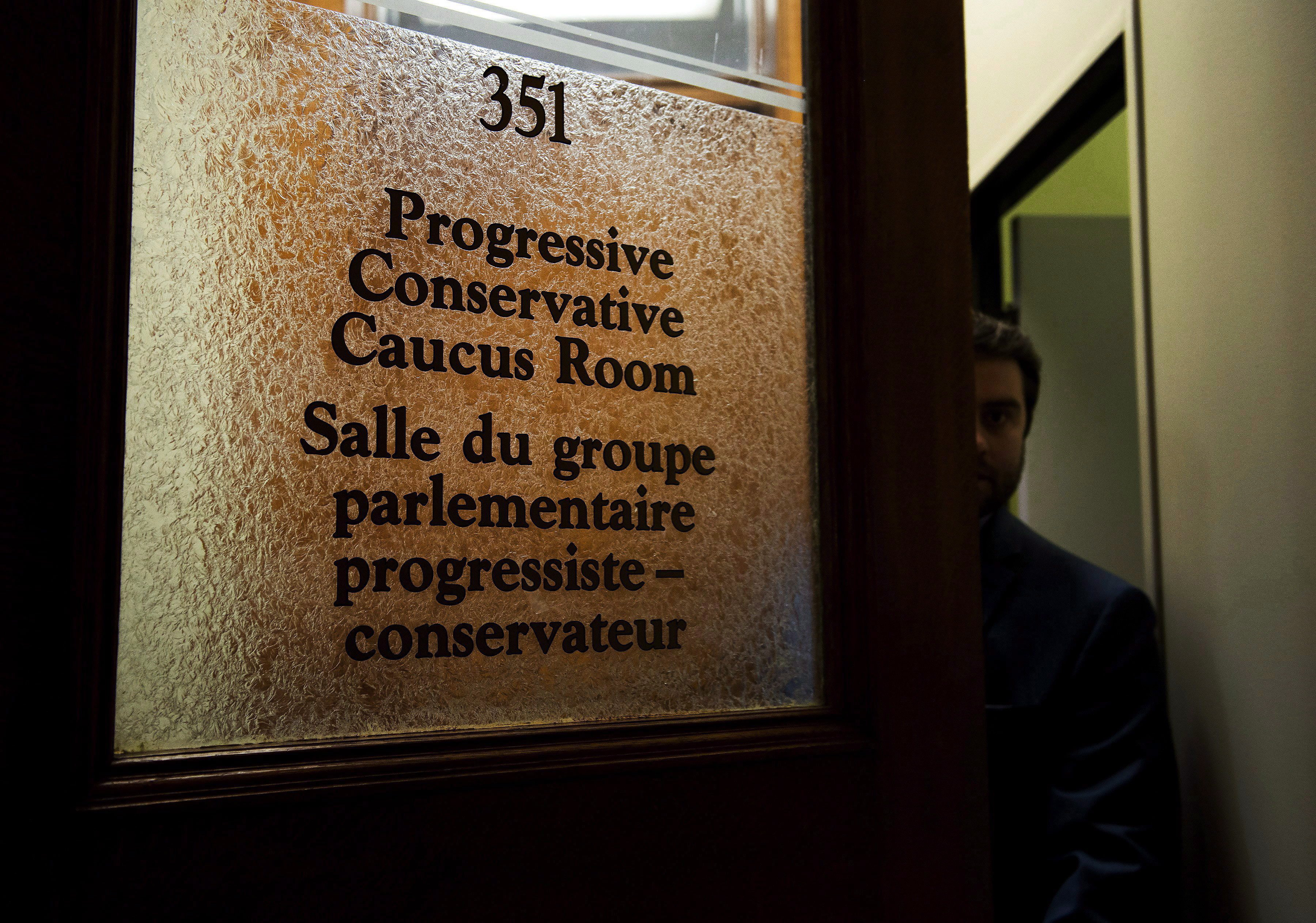 tario Tories to use two step verification for online leadership