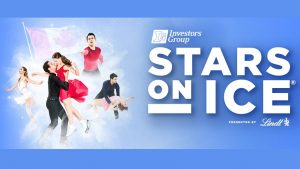 Investors Group Stars on Ice Presented by Lindt @ Richcraft Live at Canadian Tire Centre