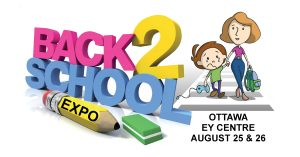 BACK TO SCHOOL EXPO @ EY Centre