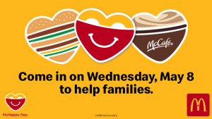 McHappy Day @ Mcdonalds
