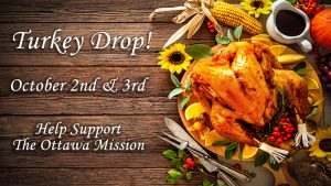 Turkey Drop in Support of The Ottawa Mission