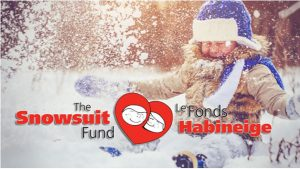 The Snowsuit Fund Radiothon!