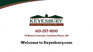 Keyesbury – The Appliance Advantage